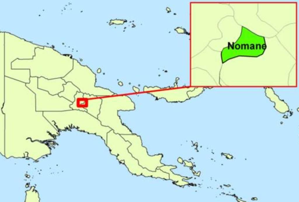 Nomane-map