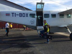 plane to PV