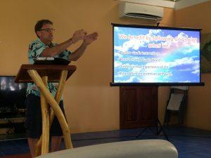 Teaching from Genesis