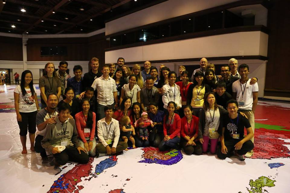 YWAM Cambodia staff represented at the Call2All Congres