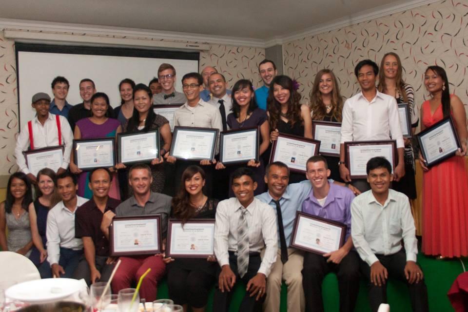 Our SBS 2013-2014 graduation