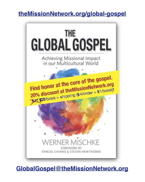 Global Gospel cover